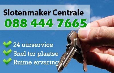 Slotenmaker Prinsenbeek