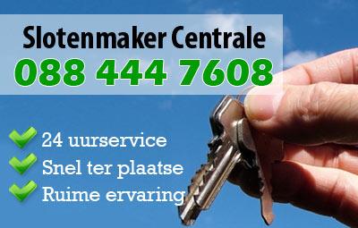 Slotenmaker Leeuwarden